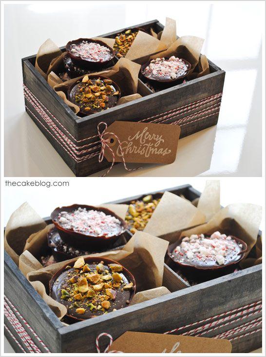 No-Bake Mini Truffle Tarts