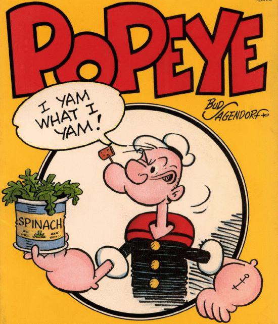 Loved popeye cartoons!