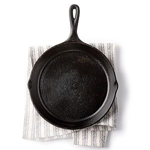 Every Southern Cook Has a Cast-iron Skillet
