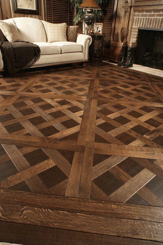 wood floor ?