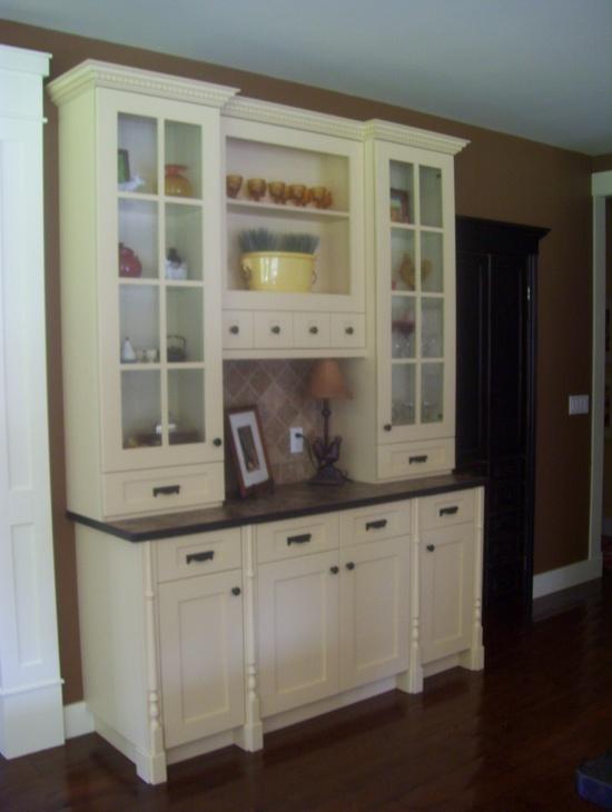 Kitchen - cabinets