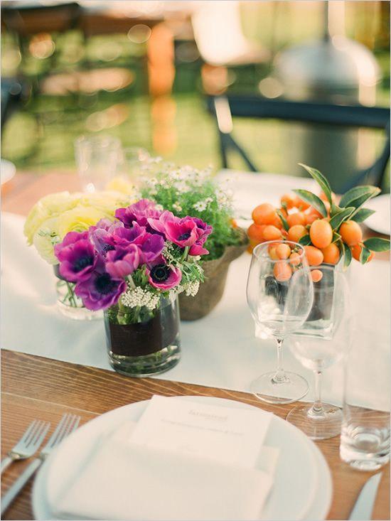 kumquat flower arrangement