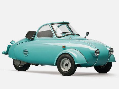 Microcar Jurisch Motoplan Prototype #ferrari vs lamborghini #celebritys sport cars