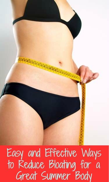 Easy and Effective Ways to Reduce Bloating for a Great Summer Body