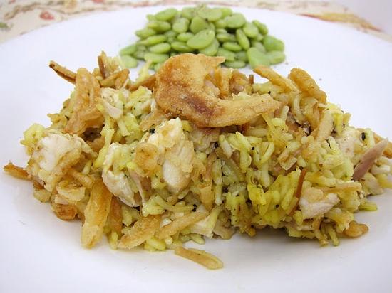 Rice-a-Roni Chicken Casserole