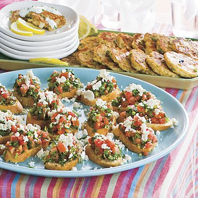 Healthy Appetizer Recipes