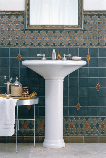 Use patterns, tilework and architecture to bring the enticing feel of Morocco to your home