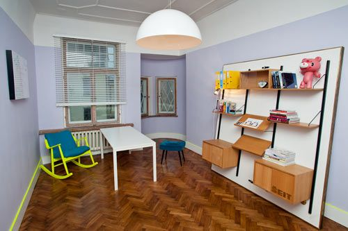 Creative Office Design Ideas from Interior Designer Anna Butele Photo