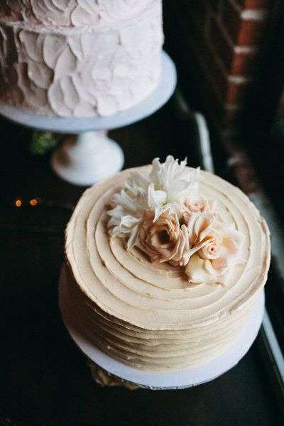 Photography by jacshoot.com, cakes by www.thescootabake...   Read more - www.stylemepretty...