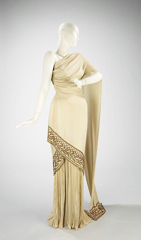Cocktail dress c.1940s