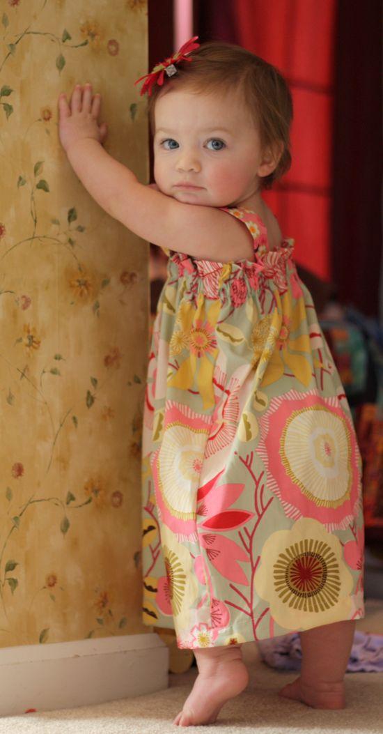 DIY Dress--too stinkin cute!!