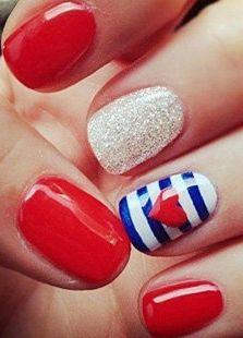 http://#usa http://#inspired http://#nailart http://#manicure - for more http://#beauty http://#inspiration, MyBeautyCompare Pinterest http://#rednails http://#stripes http://#glossy http://#americanbeauty http://#glamnails http://#sparkly http://#beautifulfingers http://#prettynails http://#prettyhands http://#summernails