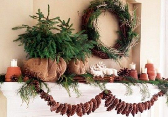 christmas decor ideas pinteres