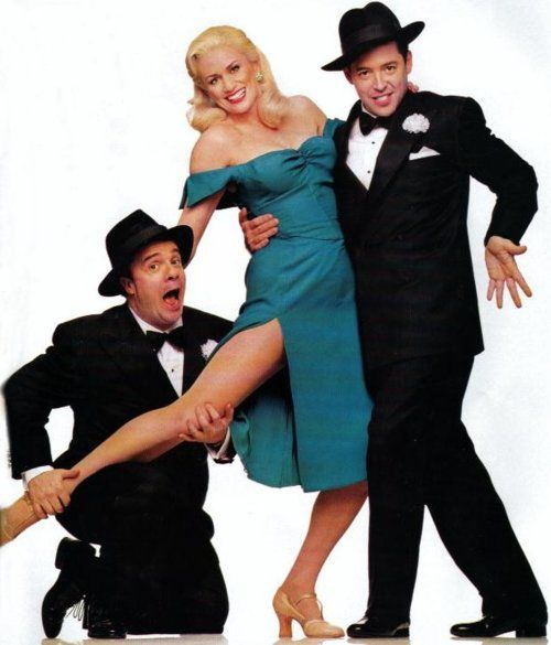 "Nathan Lane, Cady Huffman & Matthew Broderick - ""The Producers"""