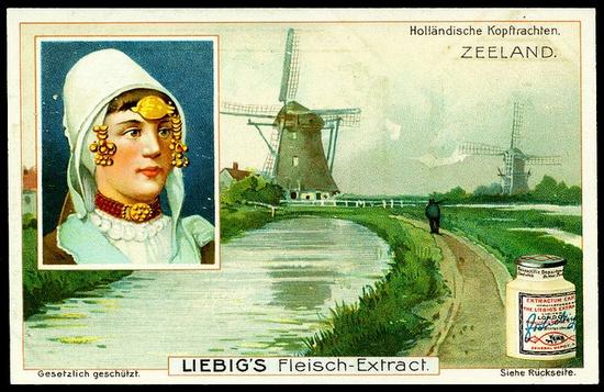 Dutch Headdress - Zeeland Walcheren