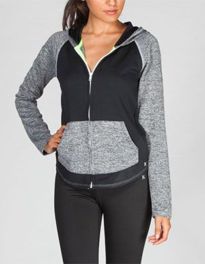 #hurley #hoodie #womens #active #workout #exercise
