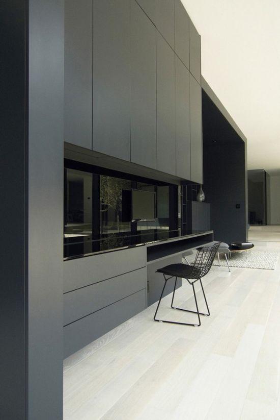 #architecture #design #interior design #kitchen #hallways #modern #contemporary #minimal - belvedere costantino Oakville Residence \  Guido Costantino Design Office