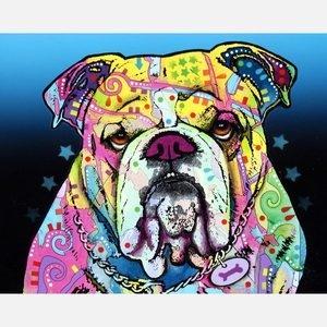 """""""Hippie""""...English Bulldog! :)"""