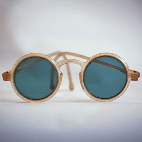 1930's Sunglasses - @Mlle