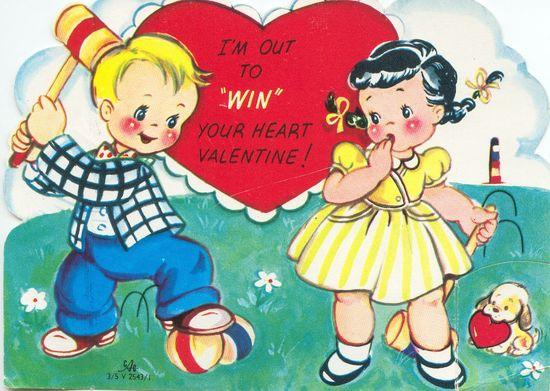 Valentine ?