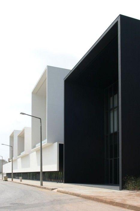#architecture #black #white #b #house #buildings
