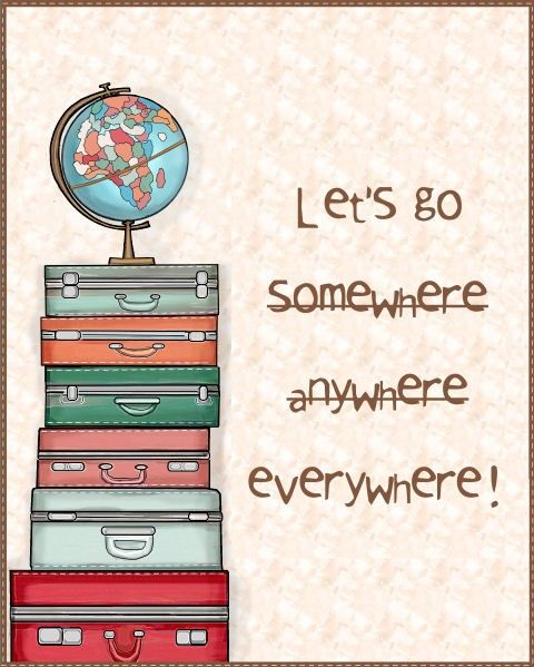Where should we go first? #Quote #Travel (via: @Sophie LB LB Vanmaele) www.allabouttrave... www.facebook.com/... 605-339-8911 #travel #explore #vacation