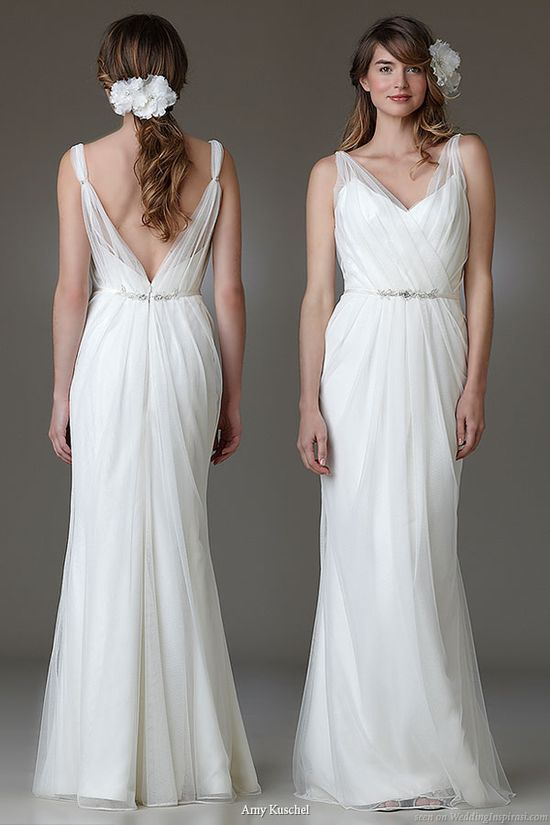 Amy Kuschel Wedding Dresses