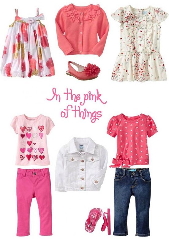 """Kids & Baby Outfits from blogger """"Listen to Lena"""""""