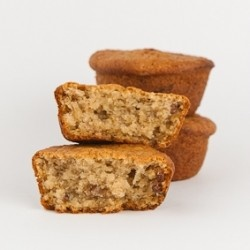 Oat and Raisin Muffins