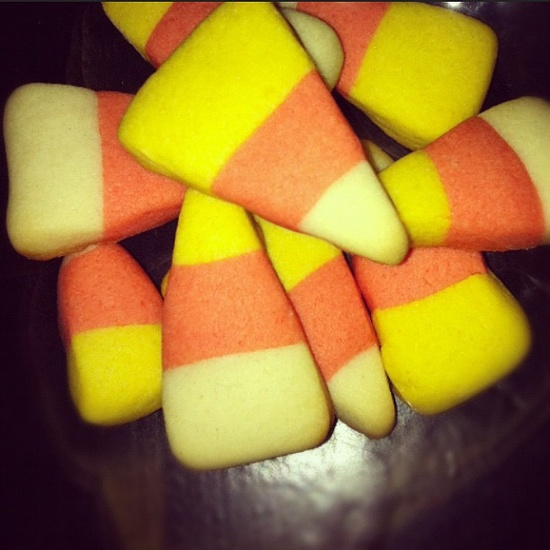 Candy Corn Cookies via @Gloria Mladineo Jacobs Shop