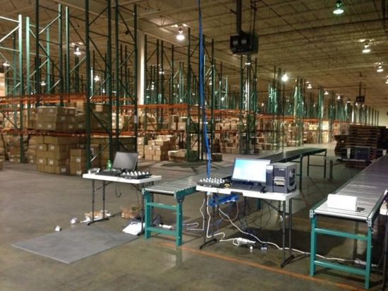 LinenTablecloth's New Distribution Center in Memphis