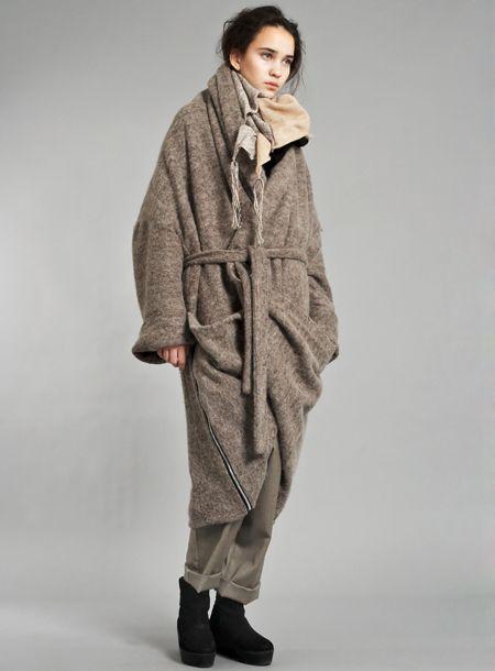 dressing gown coat