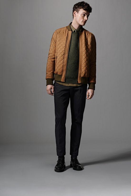 H&M Fall 2013 Lookbook.