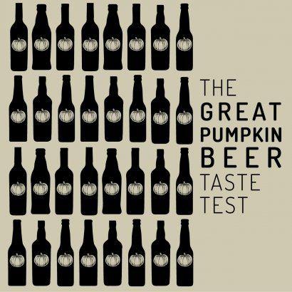 The Savory\'s Pumpkin Beer Taste Test