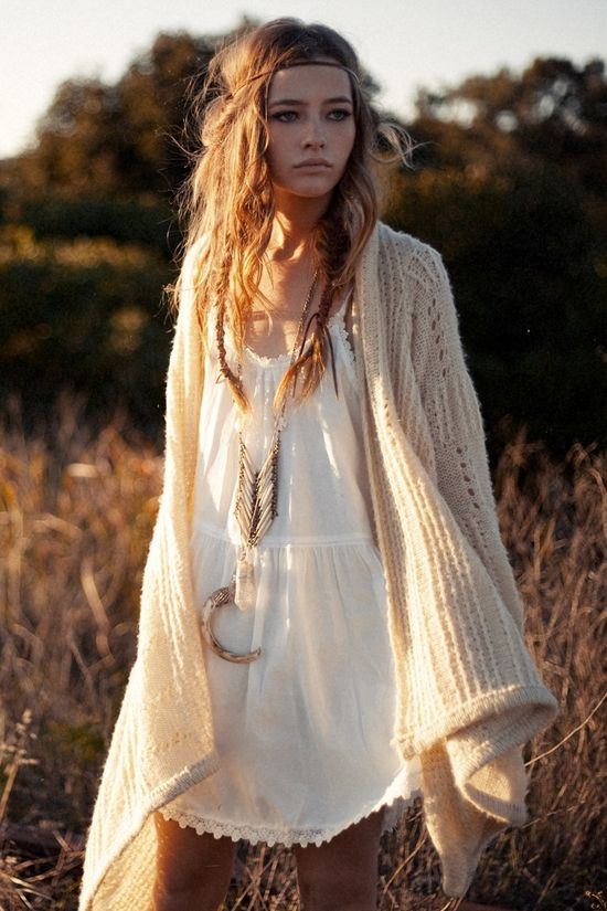 Boho Hair, hippie clothes love love love:-)