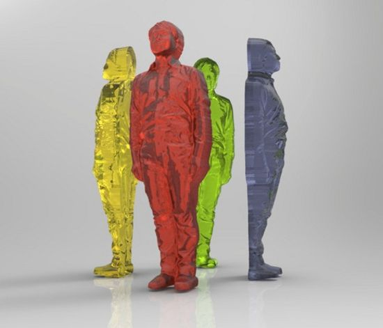 Have A 3D Gummi Version Of Yourself Made #IncredibleThings