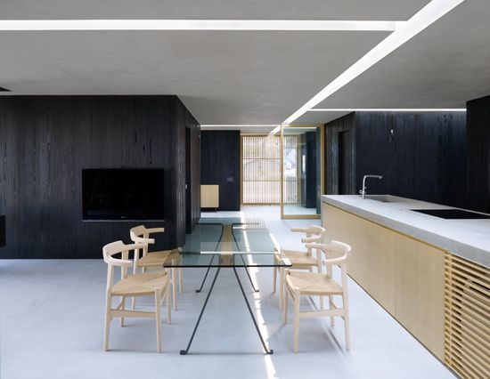 'house in tokushima' by suppose design office in itanogun, kitajimacho, tokushima, japan