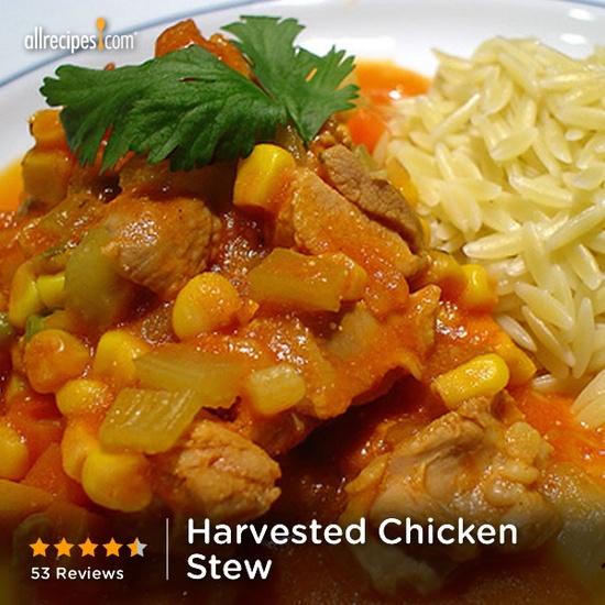 Harvested Chicken Stew