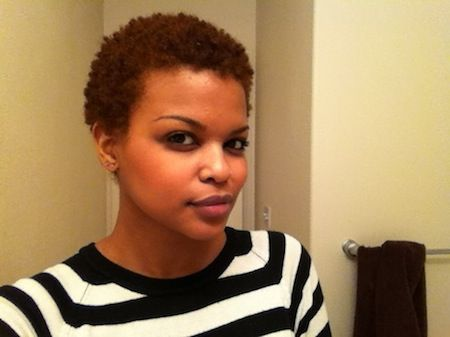 Ev'Yan // BGLH Natural Hair Style Icon