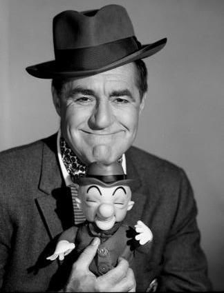JIM BACKUS and Mr.Magoo! * I absolutely adore Jim! He did WAY more stuff than just play Mr.Howell!