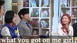 Korean Stars are So amusingly dramatic! hehe