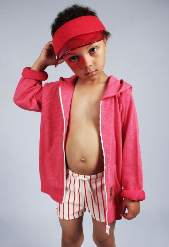Made with Love Kids boys swimwear from Mini Rodini
