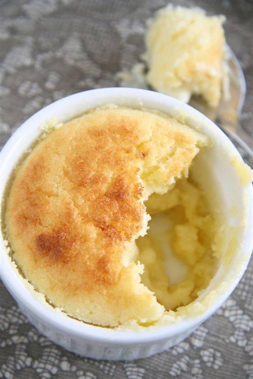 old fashioned lemon pudding