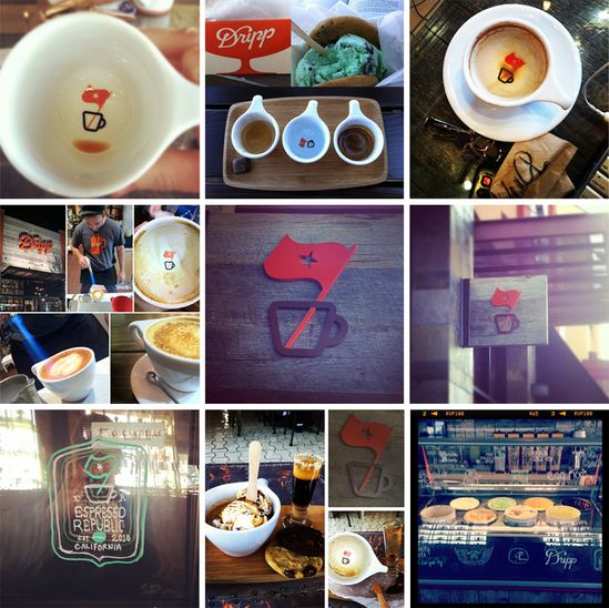 fabulous montage for Esspresso Republic