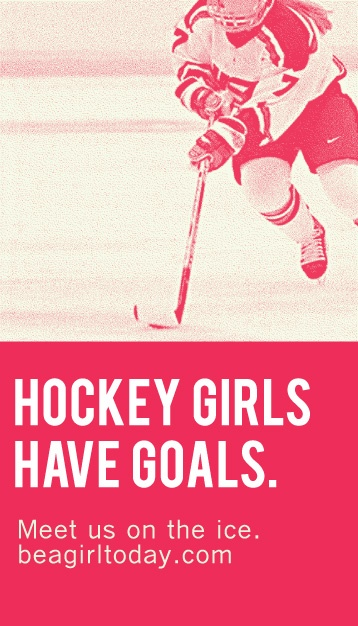 hockey girls