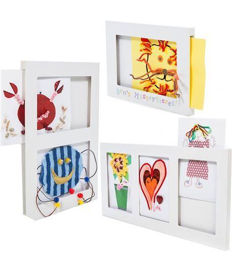 Triple 3-D Art Frame