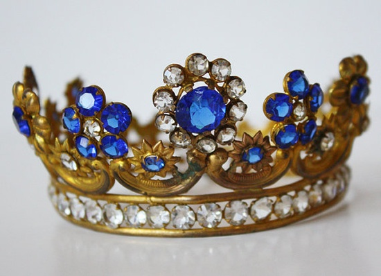 Antique French Tiara