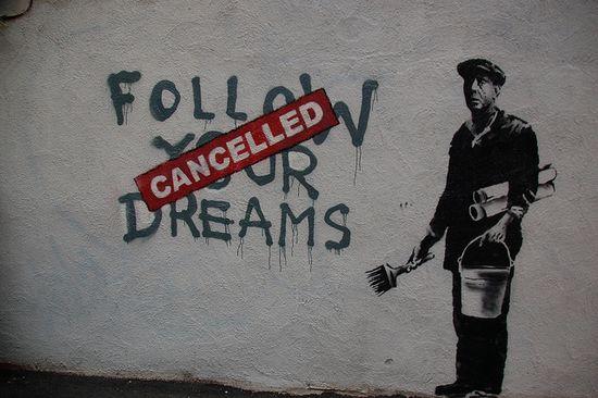 Banksy!