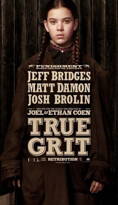 Tru Grit - great remake