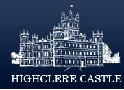Highclere Castle ~ used in Downton Abbey